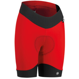 assos Uma GT Half Shorts Mujer, national red